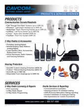 Products and Services Thumbnail